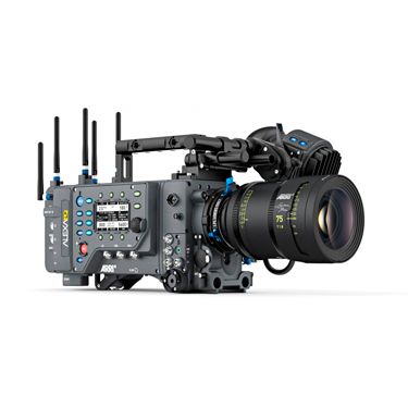 Arri Alexa LF Canary Islands