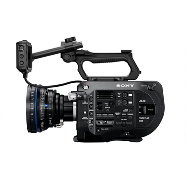 Sony FS7 rental Canary Islands