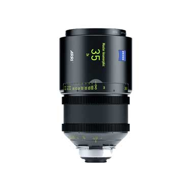 Master Anamorphic lens Canary Islands