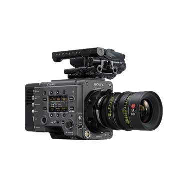 Sony VENICE camera rental Canary Islands